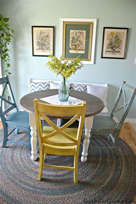 small kitchen dining table ideas best 25 small kitchen tables ideas on green
