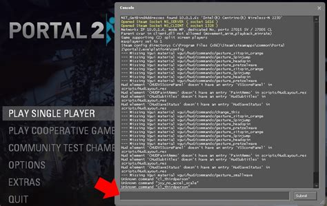 portal 2 console commands facepunch rust server setup
