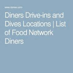 diners drive ins and dives florida map diners drive ins and dives florida restaurant listings