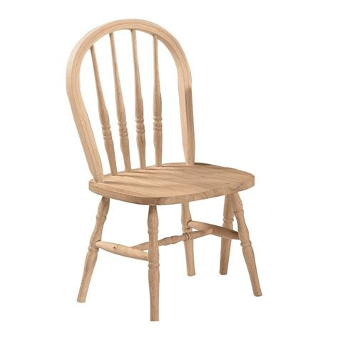 Unfinished Chair by Kid S Chair Burr S Unfinished Furniture Bryan Tx