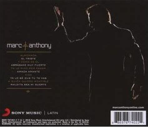 almohada marc anthony king s of freestyle quot edits quot marc anthony icono 2010