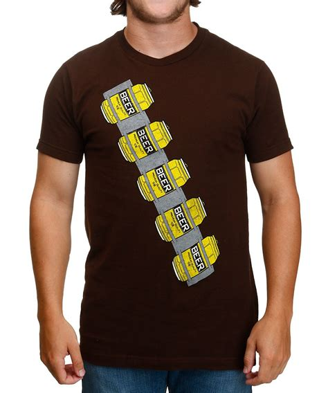 Tshirt And Berr bandolier t shirt