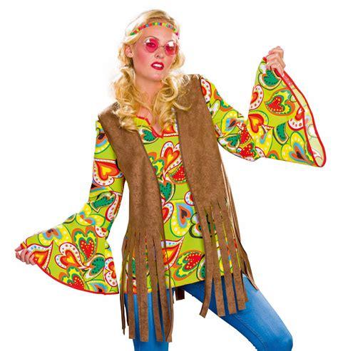Hippie Kaufen by Hippie Weste F 252 R Damen Braun G 252 Nstig Kaufen Bei