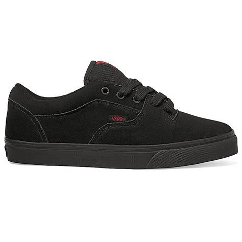 vans mens black skate shoes sneakers casual skate on ebay