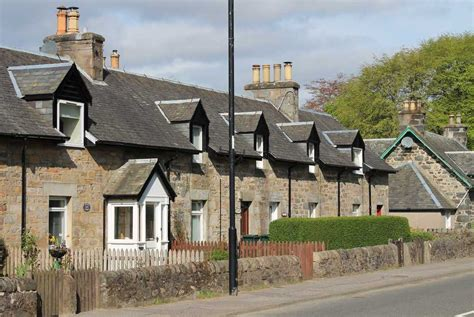 Pitlochry Cottages by Faskally Cottage Pitlochry Cottage