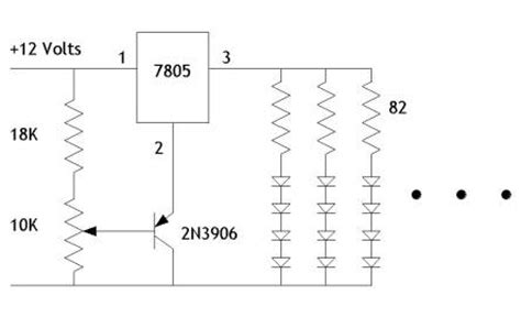 diode auctioneering schematic led resistor dimming 28 images flush mount led bolt gt circuits gt led dimmer circuit