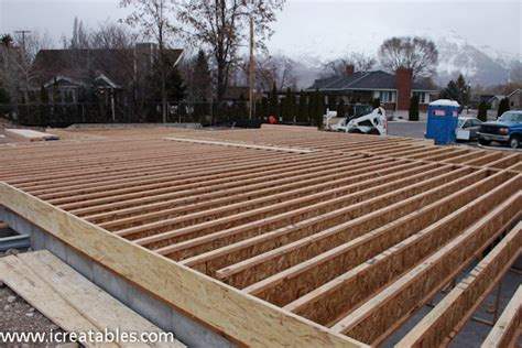 Floor Joist by What Are Floor Joists What Is A Floor Joist