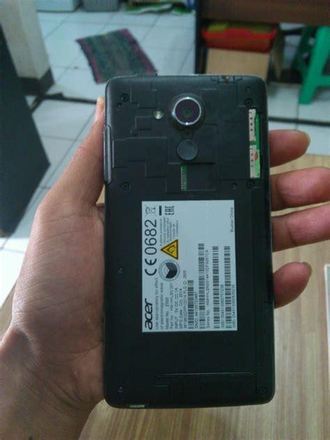 Harga Hp Acer Z500 jual acer z500 ram 2gb segel fullset lanjay bekas