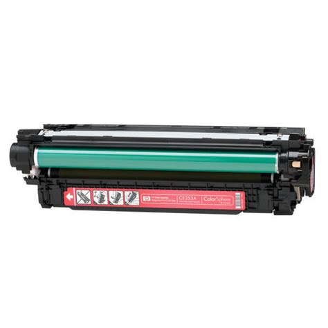 Toner Hp 504a Magenta Original Ce253a hp 504a magenta colour laser toner cartridge ce253a