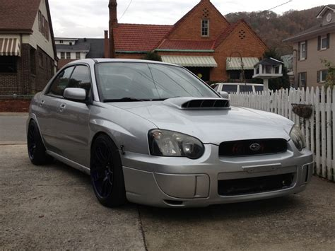 subaru 2004 custom 2004 subaru sti impreza wrx wrx stage 2 for sale