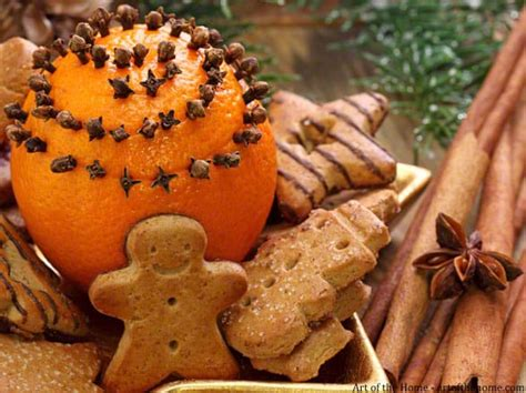 where to buy oranges with cloves for christmas 3 simple fragrant country decoration ideas of the home