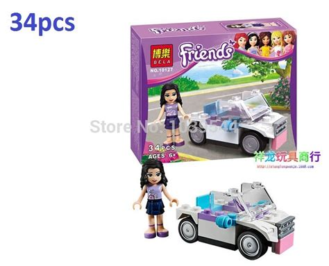 Bela Blocks 10127 Friends bela friends series 10127 building blocks sets