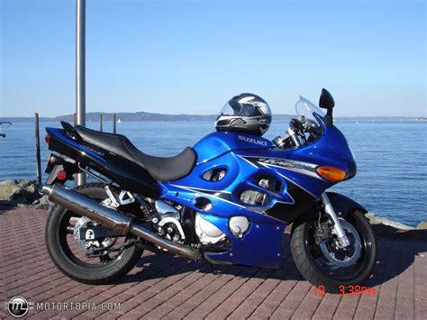 Suzuki Katana 2003 2003 Suzuki Katana 600 Blue Id 10693