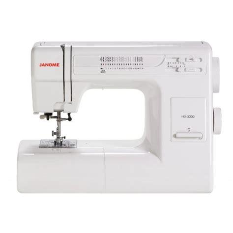 Promo Janome Hd 3000 Mesin Jahit Heavy Duty Promo Ongkir Terlari 1 gt sale janome hd3000 heavy duty sewing machine with 18