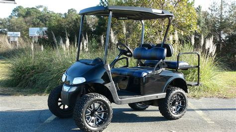 ezgo rxv gas golf cart refurbished custom  passenger