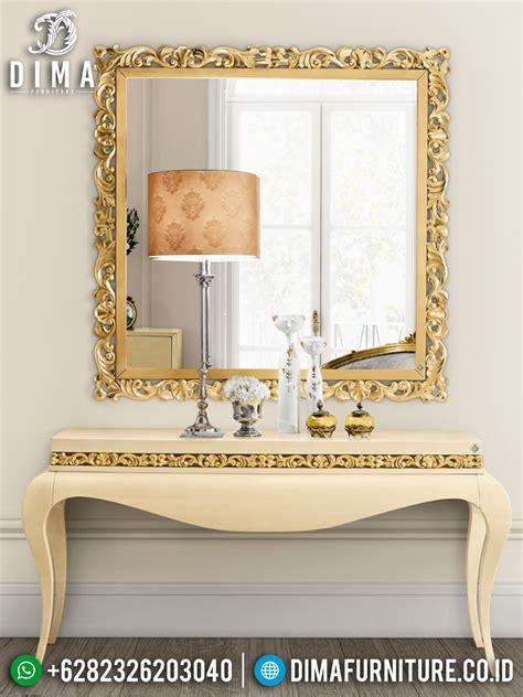 Meja Konsul Cermin meja konsol minimalis meja konsul cermin hias jepara cermin hias ukir st 0496 sofa tamu jepara