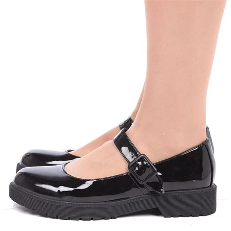 school shoes for womens janes bow school shoes low
