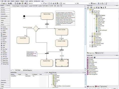 application design uml enterprise architect alternatives and similar software