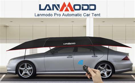 amazoncom lanmodo pro  season automatic car tent