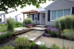 Corner Lot Landscaping Ideas by Newapproach Modern Landscape Salt Lake City By