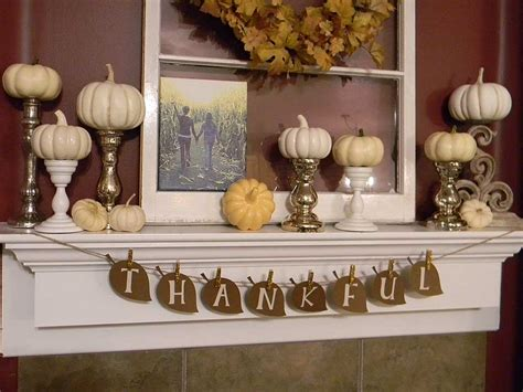 thanksgiving decorations fall thanksgiving home decor diy day gift decorations