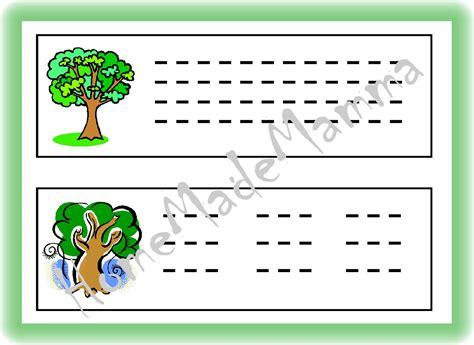 banca delle emozioni corsivo a come albero schede per imparare a scrivere le lettere