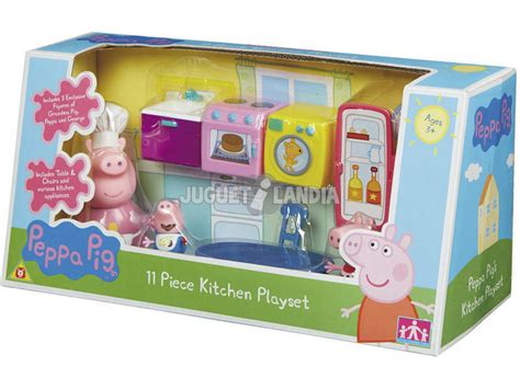 cucina con peppa peppa pig la cucina juguetilandia