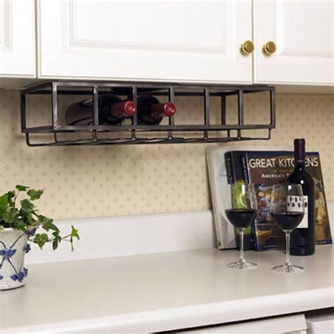 Kitchen Counter Wine Rack by Six Bottle Cabinet Wine Rack Eclectic Wine Racks