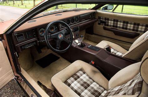 Interior Maserati Merak 2000 Gt Am122 1977 82