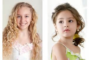 Cute hairstyles as party hair for girls children hairstyles more