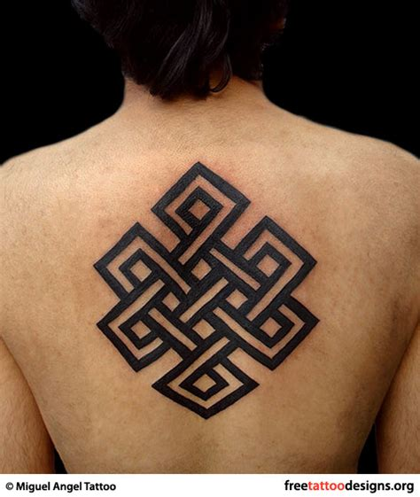 endless knot tattoo designs tibetan tattoos buddha om eternal knot quot sanskrit