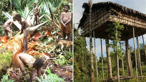 terkenal sebagai etnis terpencil  dunia suku  papua
