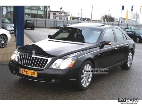 books on how cars work 2007 maybach 57 regenerative braking 2007 maybach 57 57s car photo and specs