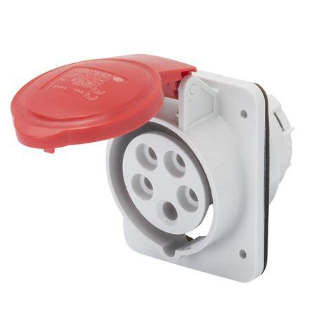 Mobile Mounting Socket 32a 2p socket outlet gw62221h gewiss