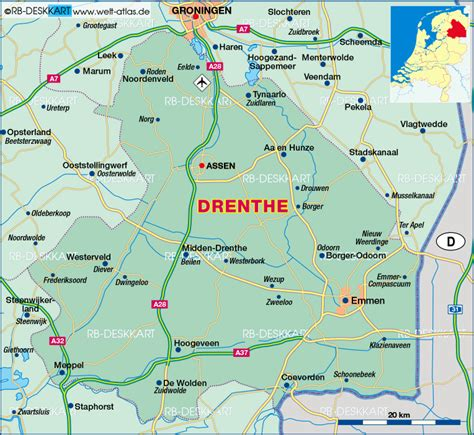 meppel netherlands map map of drenthe netherlands map in the atlas of the