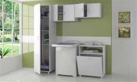 lavanderia escolhendo  mobiliario clique arquitetura
