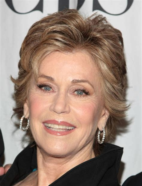 jane fonda haircuts for 2013 for women over 50 25 lovely short hair styles for women over 50 creativefan