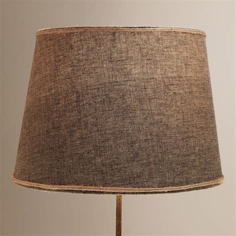 world market l shades navy with jute trim l shade world market
