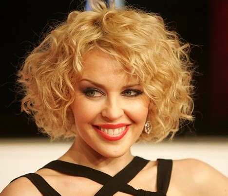 perms for round faces short curly hairstyles with bangs styloss com
