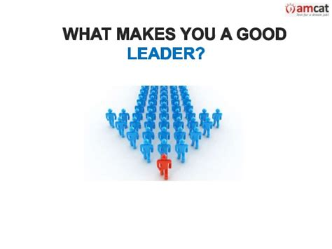 what makes a home what makes you a leader