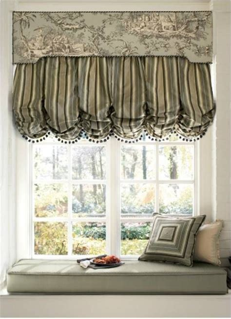 balloon valance curtains 282 best images about window valances and top treatments