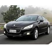 508 Sedan / 1st Generation Peugeot Database