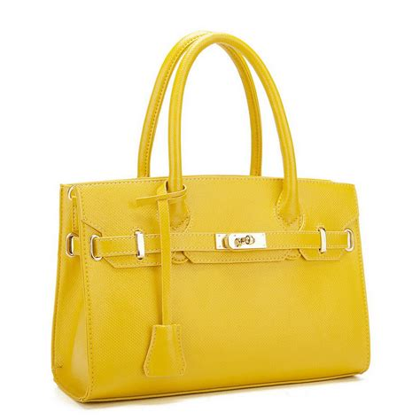 Yellow Bag Fashion fashion handbag yellow