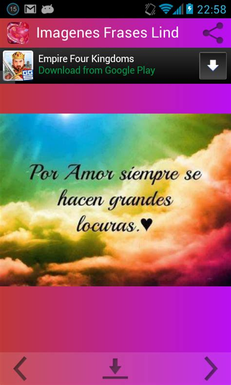 imagenes con frases good morning imagenes frases lindas de amor apps para android no
