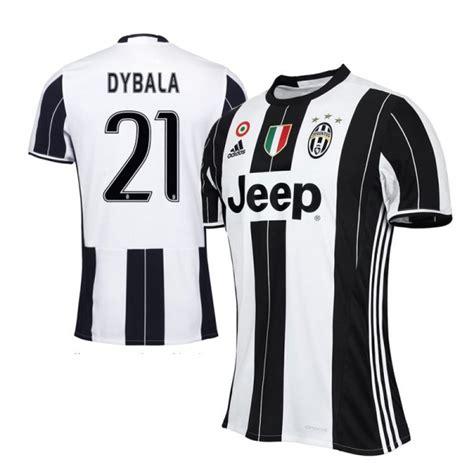 Jersey Juventus Home 2016 2017 jersey juventus home 2016 2017 dybala nameset jersey