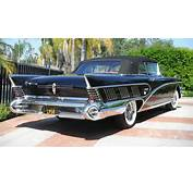 1958 BUICK LIMITED SERIES CONVERTIBLE  130282