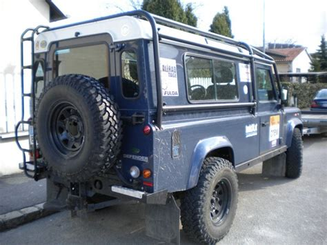 land rover defender 110 top multi point bolt in roll