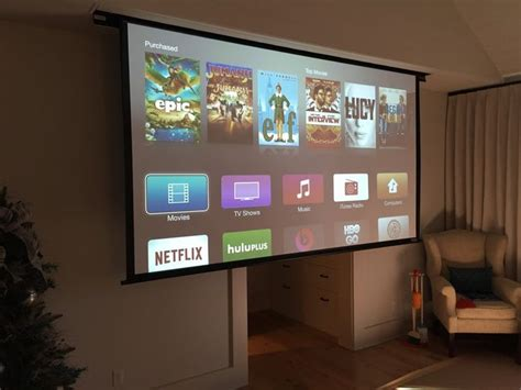 projector in bedroom 25 best ideas about projector screens on pinterest