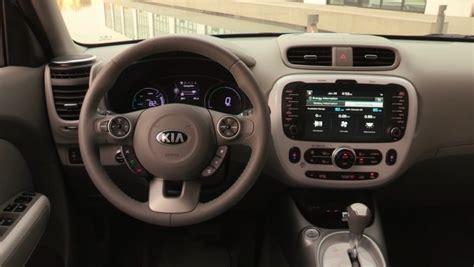 Electric Kia Soul Range 2018 Kia Soul Ev To Get Range Boost To Keep Pace Report