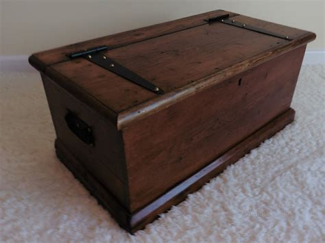 Pine Coffee Tables With Storage Pine Storage Blanket Box Chest Or Coffee Table Antiques Atlas